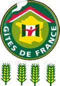 logo label 4 épis Gîtes de France